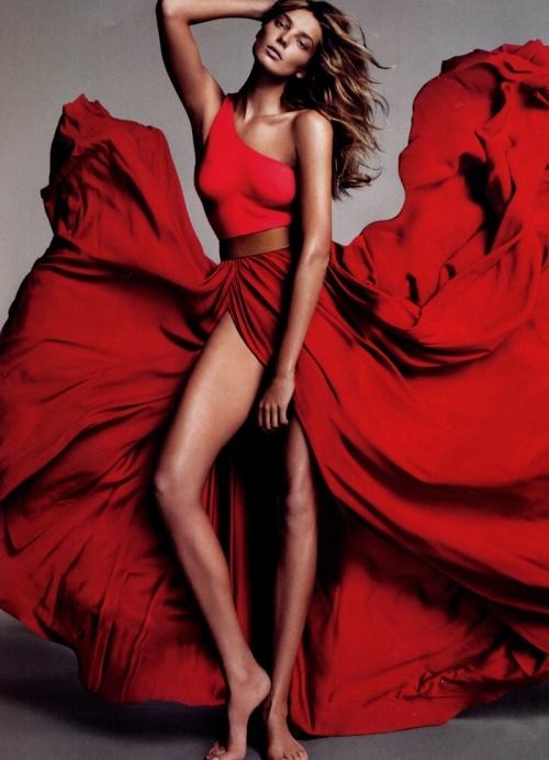 red dress2